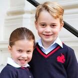 英ジョージ王子は妹の宿題をしたがる? キャサリン妃が子どもたちのエピソードを披露