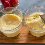 火を使わずアイスと卵でできる『とろとろ生プリン』とは