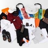 巨人がUNITED ARROWSとコラボ! Tシャツやフーディーなど17種類のグッズが登場