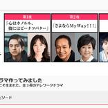 高橋一生が柴咲コウに!NHKテレワークドラマ第3夜『転・コウ・生』が笑ってなんだか泣ける