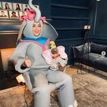 ケイティ・ペリー、エコー動画でお腹の赤ちゃんから中指をつき立てられる「さすがケイティの子」の声