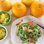 栄養が摂れて、疲労回復効果も…爽やかな味と香り、旬の柑橘レシピで初夏を楽しむ