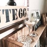 使わないときは素敵に飾りたい!ワイングラスのある技ありインテリア