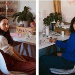 Craft Curiosity Issue :「アートを家庭に役立つものにすることでたくさんの人たちが見てくれる」 LIV & DOM