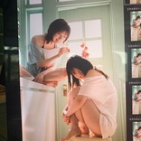 "AKB48岡田奈々&村山彩希の""ゆうなぁ""コンビが雑誌「EX大衆」に登場!オフショットも披露!"