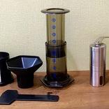 全集中の1分30秒! エアロプレスを使って一味違うコーヒーの抽出を楽しんでみよう