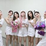 OH MY GIRL 韓国6大テレビ音楽番組にて1位獲得、初の8冠達成