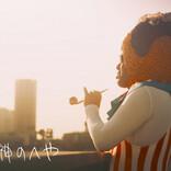 くっきー! 扮する「大阪の神」の知られざる日常とは!? 神の「モーニングルーティン」が話題