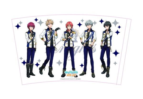 あんスタ タンブラー_Knights (C)Happy Elements K.K/あんスタ!アニメ製作委員会