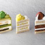 ニューオータニ贅沢スイーツフェア「抹茶とメロンとチョコレート」開催中!