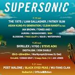 【SUPERSONIC】第2弾でアジカン、スティーヴ・アオキ、ブラック・アイド・ピーズら計14組追加