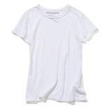 きちんとな平日に「白T」を、ラフな週末に「白シャツ」を