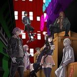 今秋スタート予定のオリジナルTVアニメ『アクダマドライブ』早くもコミカライズ決定!