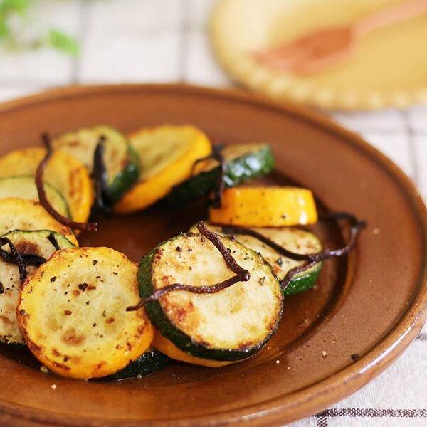 ズッキーニで人気の大量消費レシピ5