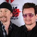 U2ボノ、新型コロナ対策支援オークションで手書き歌詞が約1,010万円で落札