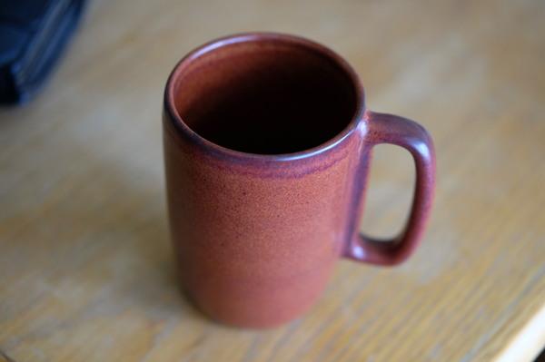 ヒースセラミックスのLarge Mug
