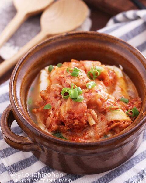 キムチの大量消費☆人気レシピ《おつまみ》2