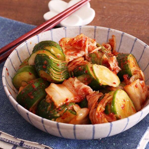 キムチの大量消費☆人気レシピ《副菜》3