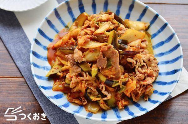 キムチの大量消費☆人気レシピ《主菜》4