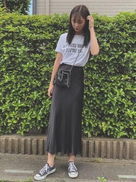 ZARA 春夏 スカート3