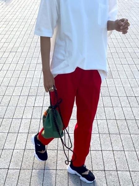 ZARA 春夏 パンツ3