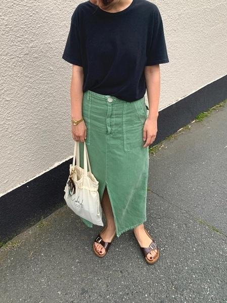 ZARA 春夏 スカート