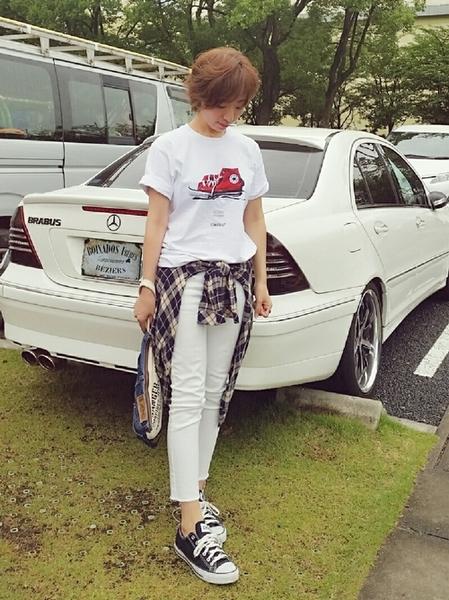 白スキニー5