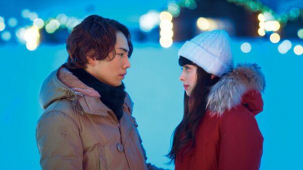 『雪の華』6月5日配信 (C)2019映画「雪の華」製作委員会