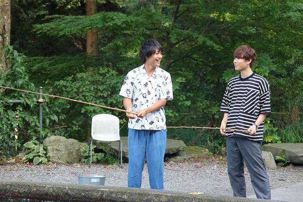 『劇場版 声優男子ですが・・・? ~これからの声優人生の話をしよう~』 (C)東北新社