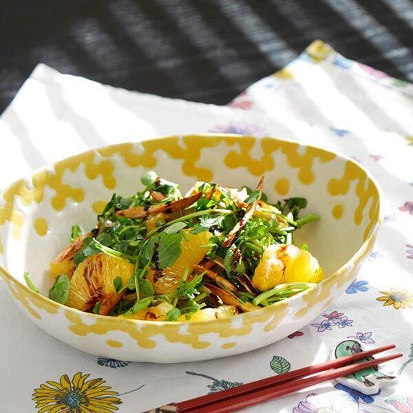 大量消費できる話題のレシピ!ごぼうサラダ