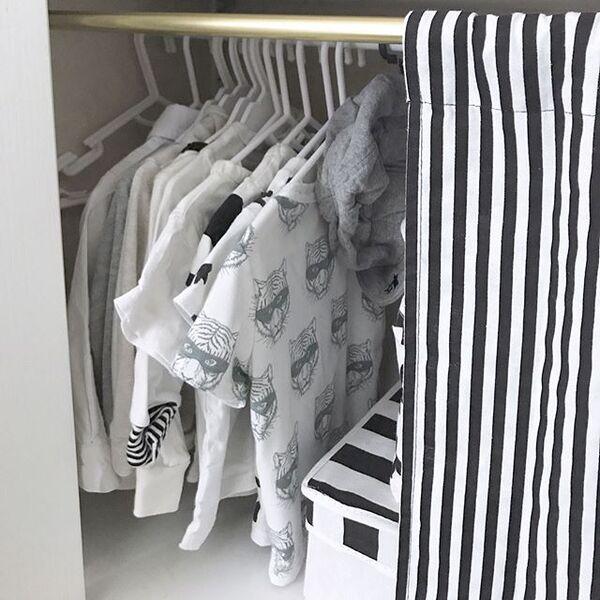 子供の洋服収納14