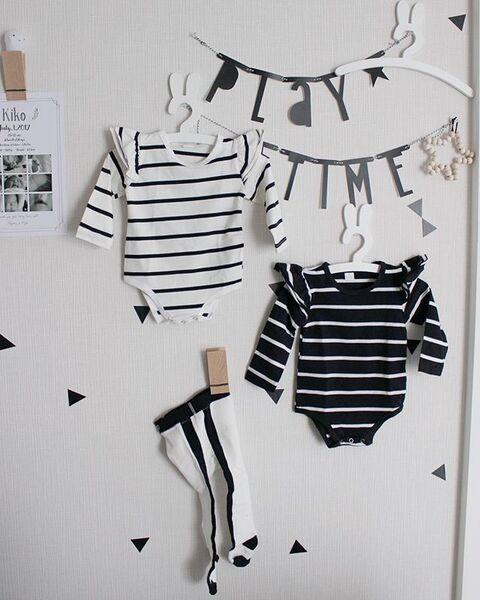 子供の洋服収納9