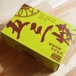 【成城石井】香り高く濃厚な味わい。抹茶黒蜜五三焼カステラ