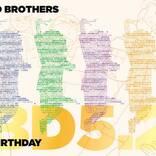 『おそ松さん』松野家6つ子生誕祭2020企画 特別ビジュアル公開!記念グッズも販売決定!