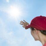 日焼けはこの時間に要注意!!紫外線量は時間帯で変わります