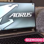 ゲームPC「GIGABYTE Aorus 17G」レビュー:排熱がネックで本気出せない?