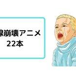 涙腺崩壊アニメーション映画22本