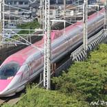 JR西日本、山陽新幹線の車内販売休止継続「ハローキティ新幹線」も