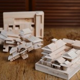 【えひめ 最新レポ】おうちで脳トレ!「道後温泉本館」木製パズル