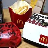 食べ終わった『マクドナルド』が…!? 完成度の高さに 「すごすぎる!」