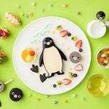 Suicaのペンギンが可愛すぎて食べられない?!アフタヌーンティー初登場