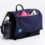 便利でオシャレ『ガルパン』多機能3Wayバッグ、10校デザインでリリース!!