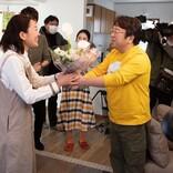 羽田美智子主演『隕石家族』3月中旬に撮影終了「ホッとした」