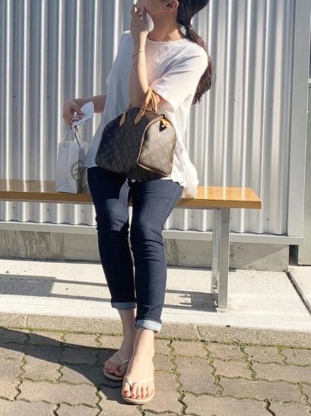ユニクロ プチプラ レディースファッション4