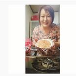 """五十嵐サキ考案!簡単アレンジで""""チキンラーメン""""6変化「食べたくなりました」"""