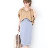 爽やかでフェミニンなアイテム♡ライトブルースカートスタイル15選