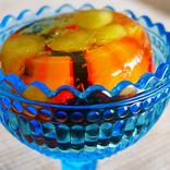 超簡単でかわいい「果物たっぷり宝石ゼリー」の作り方。美容にも◎