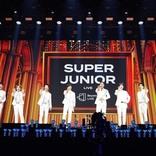 SUPER JUNIOR、オンラインコンサート『Beyond LIVE』で12万3千人のファンを魅了 SUPER JUNIOR-K.R.Yの新曲「Home」初披露も