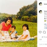 """「DNA検査必要ない」プラマイ兼光、家族写真公開で父との""""激似ぶり""""が話題"""