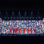 世界中のファンと繋がりペンライトも連動変化!ARで巨大化!? SUPER JUNIOR新概念オンライン生ライブ「Beyond LIVE」で12万3千を魅了